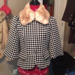 Tracy Reese Bourgeoisie Style Blazer